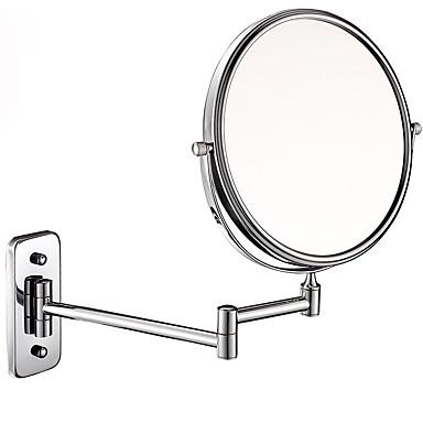 Miroir Chrome Fixation Murale 42x 20.3x 30.7mm (16.5
