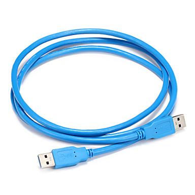 USB 3.0 Kaapeli, USB 3.0 to USB 3.0 Kaapeli Uros - Uros 1.5M (5ft)