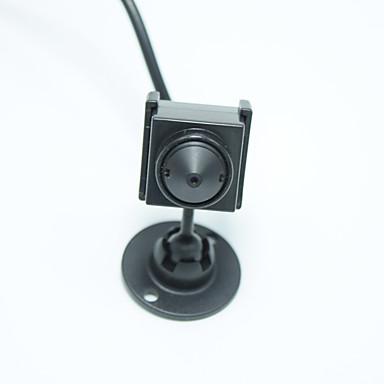 Câmera mini HDD 960p hd 1.3 mp suporte de câmera pinhole tamanho osd 16x16mm dc5-12v