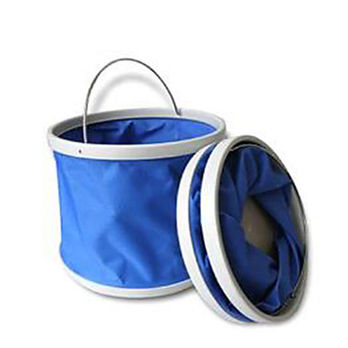 Camping Collapsible Bucket Portable Ultra Light (UL) for Fishing Picnic