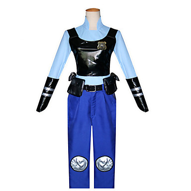 Cosplay Suits Badge Bag Cosplay Accessories Inspired by Cosplay Cosplay Anime Cosplay Accessories Vest Shirt Pants Belt Bag More