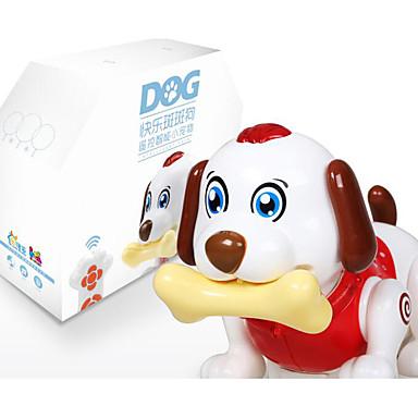 Brinquedos de Controle Remoto Brinquedos Musicais Acessório para Casa de Boneca Cachorros Máquina Smart Controlo Remoto Dançando