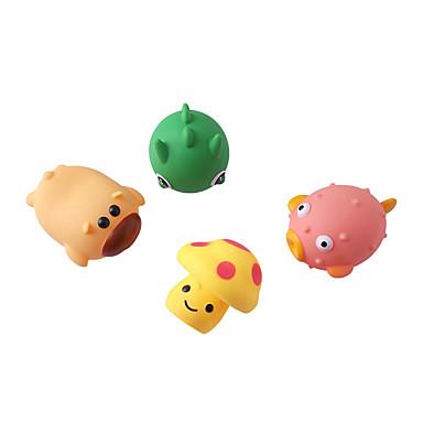 Brinquedo de Banho Brinquedo de Água Brinquedos Animais Plásticos Crianças Peças