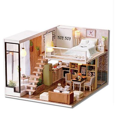 CUTE ROOM Model Building Kit DIY Famous buildings House Plastics Classic Pieces Unisex Gift