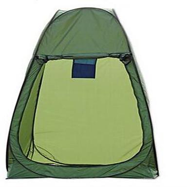 1 Pessoa Tenda Barraca de acampamento Ao ar livre Tenda Automática Manter Quente para Acampar e Caminhar Cetim Elástico