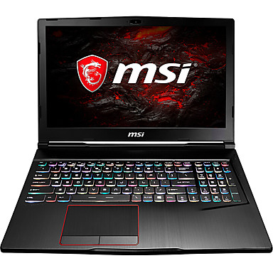 MSI Notebook caderno GE63VR 7RF-004CN 15.6  polegadas LED Intel i7 i7-7700HQ 16GB DDR4 128GB SSD 1TB GTX1070 8GB Windows 10