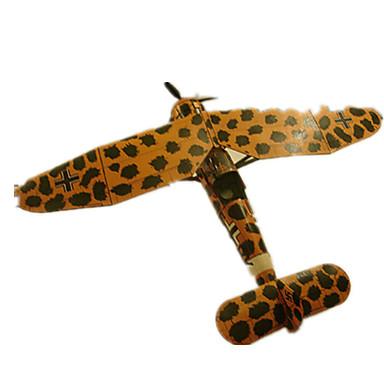 Quebra-Cabeças 3D Maquetes de Papel Quadrada Aeronave Faça Você Mesmo Cartão de Papel Duro Unisexo Dom