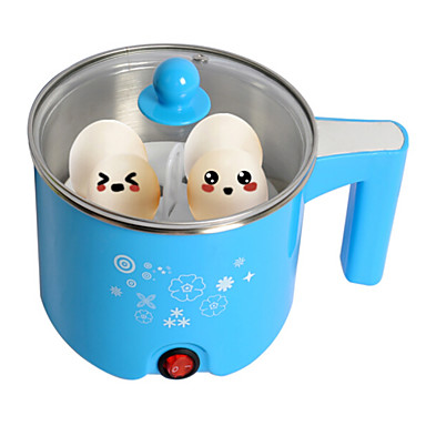Egg Cooker Plastic Shell Thermal Cookers 220 V Kitchen Appliance