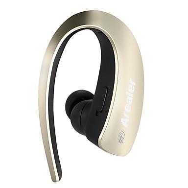 No ouvido Sem Fio Fones Plástico Condução Fone de ouvido Com controle de volume Com Microfone Fone de ouvido