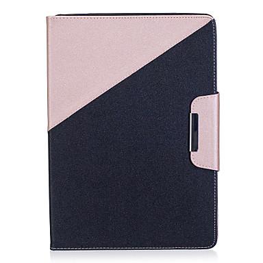 Capinha Para Apple Carteira / Porta-Cartão / Com Suporte Capa Proteção Completa Sólido Rígida PU Leather para iPad Air / iPad Pro 10.5 / iPad Air 2