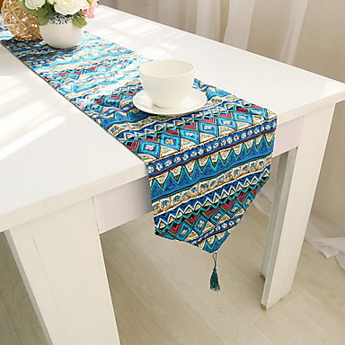 Others Striped Table cloths , Cotton Blend Material Other 1