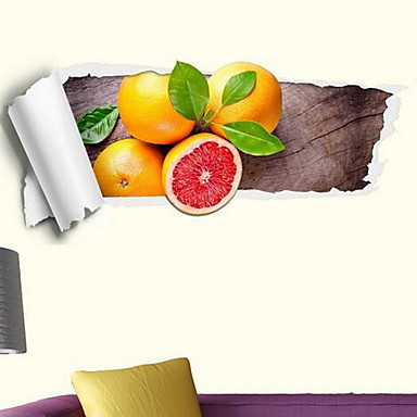 Mat Veggklistremerker 3D Mur Klistremerker Dekorative Mur Klistermærker Materiale Hjem Dekor Veggoverføringsbilde