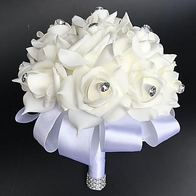 Bouquets de Noiva Buquês Casamento Espuma 7.87