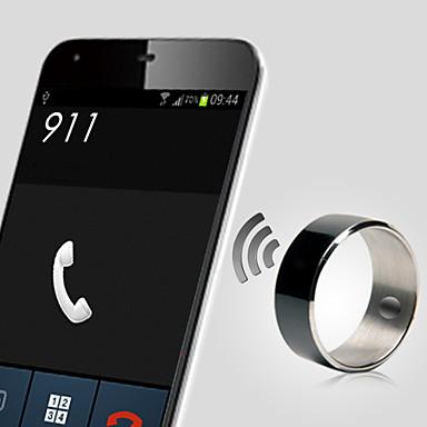 TiMER2 Smartringer Armbånd Aktivitetsmonitor Smart armbånd FM Radio Vannavvisende Video Kamera Vekkerklokke Anvendelig Del med samfunn Lyd
