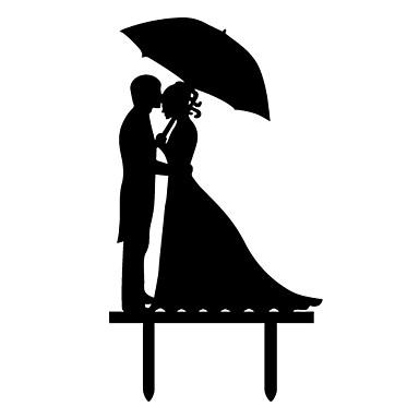 Cake Topper Beach Theme Garden Theme Butterfly Theme Classic Theme Rustic Theme Vintage Theme Wedding Classic Couple Plastic Wedding