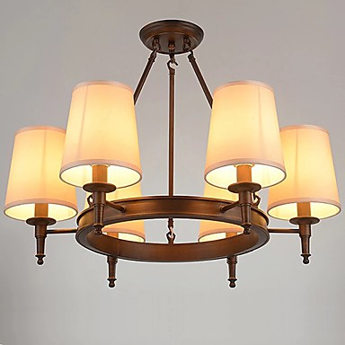 3w anheng lys tradisjonell / klassisk maleri funksjon for mini stil tre / bambooliving rom / soverom / spisestue / studie