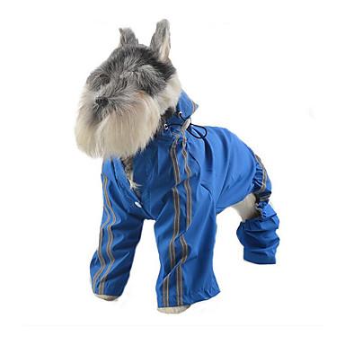Koira Sadetakki Koiran vaatteet Rento/arki Tukeva Keltainen Punainen Vihreä Sininen