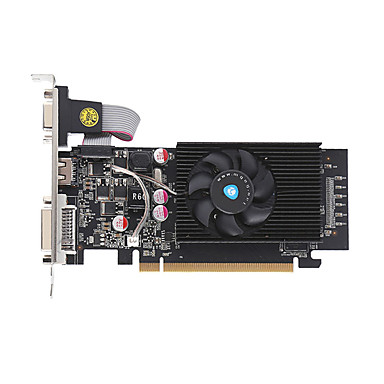 MINGYING Video Graphics Card 500MHz/1000MHz1GB/64 bit GDDR2