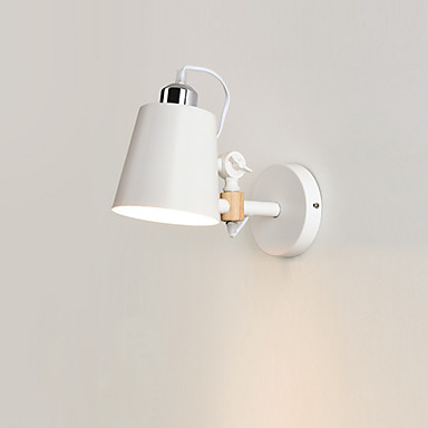 Modern / Contemporary Wall Lamps & Sconces For Metal Wall Light 110-120V 220-240V 60W