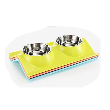 kissa koira kulhoon& vesipulloja lemmikkieläinten altaita& ruokinta wateproof kannettava kestävä