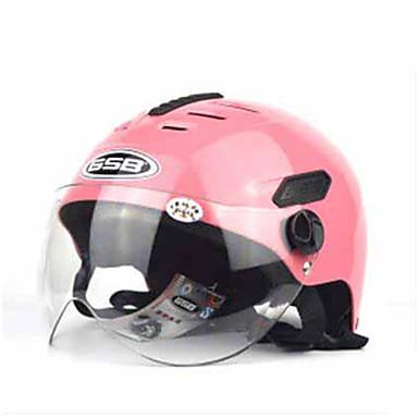 GSB Halley Motorcycle Helmet Electric Car Summer Helmet Helmet Hood