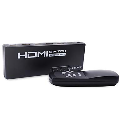 YS-199 6 porter HDMI 1.4 HDMI 1.4 Hunn - hunn 1080P 2,5 Gbps