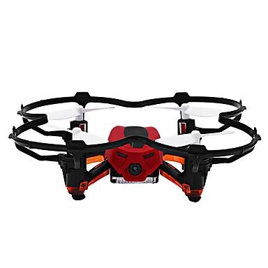 Drone GW008C 4 Kanaler 6 Akse Med 0.3MP HD-kamera LED-belysning En Tast For Retur Flyvning Med 360 Graders Flipp Fjernstyrt Quadkopter