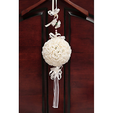 Wedding Flowers Bouquets Wedding Special Occasion Sports & Outdoor Work Tulle Polyester 7.87