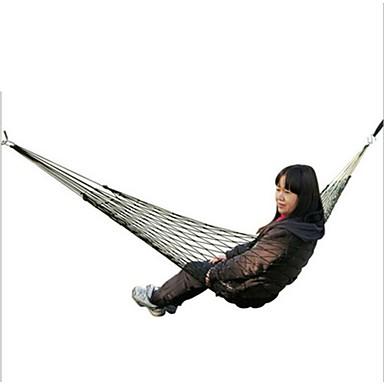 1 Campinghängematte Lässig / Alltäglich Nylon für Camping Camping / Wandern / Erkundungen Reise Draußen