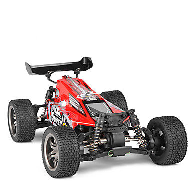 RC Car WLtoys 12401 2.4G Buggy (Off-road) / Off Road Car / Racing Car 1:12 Brush Electric 45 km/h KM/H Remote Control / RC / Rechargeable / Electric