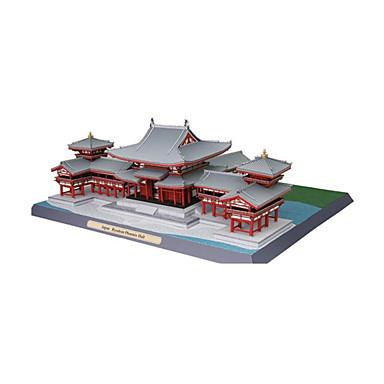 3D-puslespill Papirmodell Papirkunst Modellsett Kjent bygning Arkitektur GDS Klassisk Unisex Gave