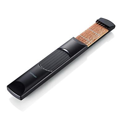 Electric Guitar Music Instrument Ammoon Portable for Beginner Fun Pocket 6 Fret