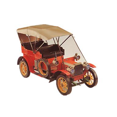 preiswerte 3D - Puzzle-Spielzeug-Autos 3D - Puzzle Holzpuzzle Auto Heimwerken Simulation Klassisch Unisex Spielzeuge Geschenk