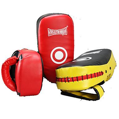Punch Mitts Boxing Pad Taekwondo Boxing PU Leather-