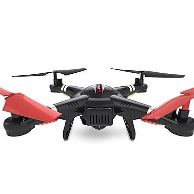 RC Kameralennokki WL Toys Q222 4CH 6 Akselin 2,4G - RC-multikopteri LED valot Auto-Takeoff Failsafe Headless Mode - toiminto