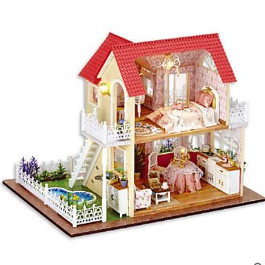 CUTE ROOM Model Building Kit Toys DIY House Plastics Classic Pieces Unisex Gift