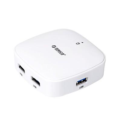 ORICO 4 porttia USB-keskitin USB 3.0 Data Hub