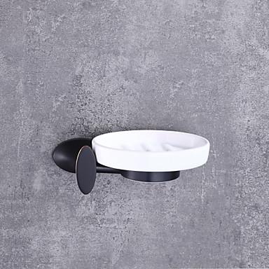 Saboneteiras e acionistas Alta qualidade Moderno / Contemporâneo Metal 1 Pça. - Banho do hotel Montagem de Parede