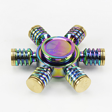 FQ777 Hand Spinner Toys High Speed for Killing Time Stress and Anxiety Relief Focus Toy Office Desk Toys Relieves ADD, ADHD, Anxiety,