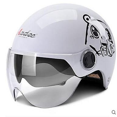 Puolikypärä Tiukka istuvuus Compact Hengittävä Paras laatu Half Shell Urheilu moottoripyörä Kypärät