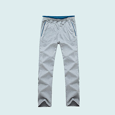 Men's Running Pants Casual/Daily Pants/Trousers/Overtrousers for Running/Jogging Exercise & Fitness Polyester Loose XXL XXXL XXL-XXXL