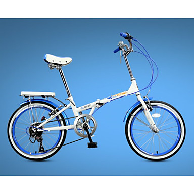 v lo pliant cyclisme 7 vitesse 20 pouces yinxing frein en v sans amortisseur pliage pliage. Black Bedroom Furniture Sets. Home Design Ideas