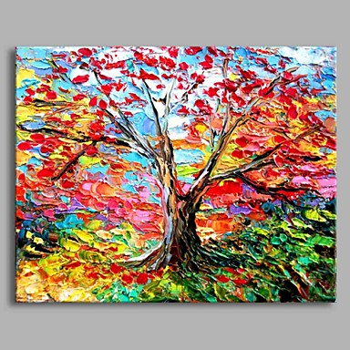 Print Stretched Canvas - Landscape Artistic / Modern / Contemporary