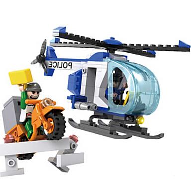 Építőkockák Helikopter Fun & Whimsical Fiú Ajándék