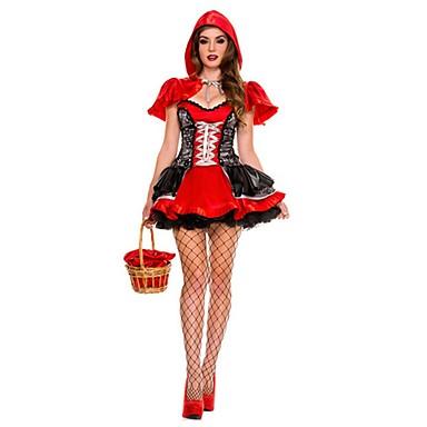 Prinzessin Königin Märchen Cosplay Cosplay Kostüme Maskerade Frau Halloween Karneval Fest/Feiertage Halloween Kostüme Andere Vintage