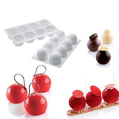 Kuchenformen Anderen Für den täglichen Einsatz Silica Gel Backen-Werkzeug