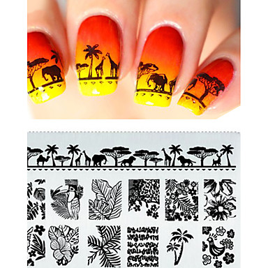 1 pcs Other Template Fashion Daily