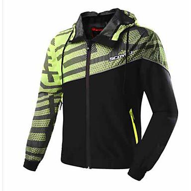 Scoyco Jacke Oxford Gewebe Alles Alle Jahreszeiten Reflektierend Beste Qualität Gute Qualität Motorrad Nierengurte