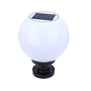 LED napelemes világítás Vízálló Kültéri világítás Meleg fehér Természetes fehér