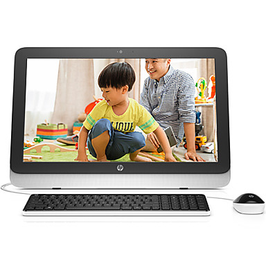 HP All-In-One Desktop-Computer 21,5 Zoll 4GB RAM 500GB HDD Discrete Graphics 2GB
